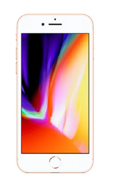 neu apple iphone 8 plus 256 gb gold. Black Bedroom Furniture Sets. Home Design Ideas