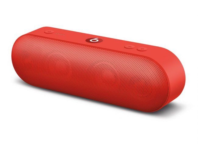 Beats Pill+, mobiler Lautsprecher, Bluetooth, (PRODUCT)RED