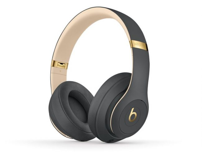 Beats Studio3 Wireless, Over-Ear-Headset, Bluetooth, asphaltgrau