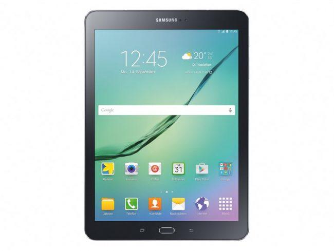 Samsung Galaxy Tab S2 9.7 T813 Wi-Fi only, schwarz