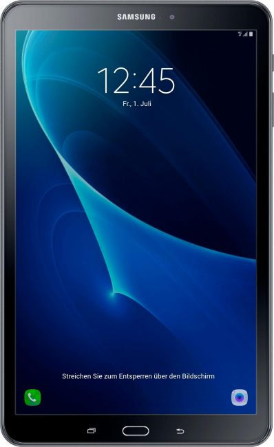 Samsung Galaxy Tab A 10.1 LTE (2016) Tablet (10,1'', 32 GB, Android, 4G (LTE)