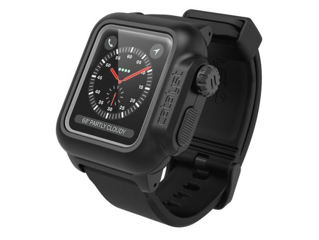 Catalyst Waterproof Case, wasserdichtes Gehäuse, f. Apple Watch Series 3 (38mm)