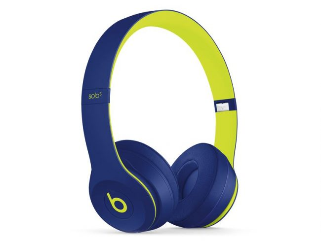 Beats Solo3 Wireless, Pop Collection, On-Ear-Headset, Bluetooth, pop indigo