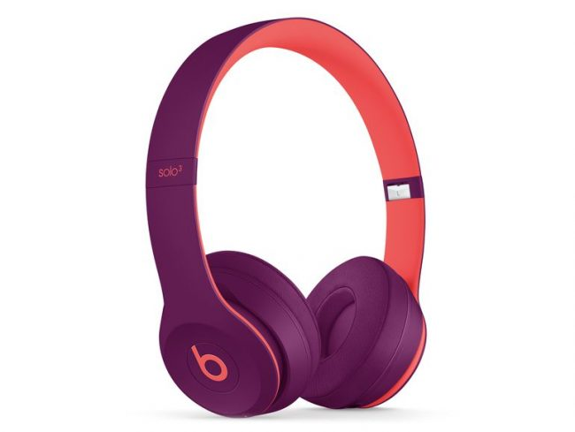 Beats Solo3 Wireless, Pop Collection, On-Ear-Headset, Bluetooth, pop magenta