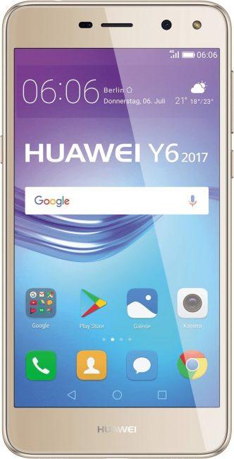 Huawei Y6 (2017) gold