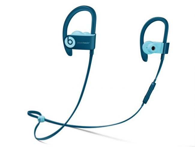 Powerbeats3 Wireless, In-Ear-Headset, Pop Collection, pop blau