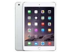 Apple iPad mini 3 mit WiFi & Cellular, 16 GB, silber