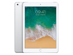 Apple iPad mit WiFi & Cellular, 128 GB, silber