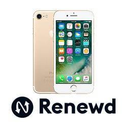 Apple iPhone 7 32 GB Gold Renewd