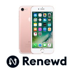 Apple iPhone 7 32 GB Roségold Renewd