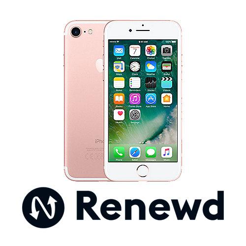 Apple iPhone 7 32 GB Roségold Renewd