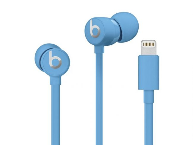 Beats urBeats3 Lightning, In-Ear-Headset, blau