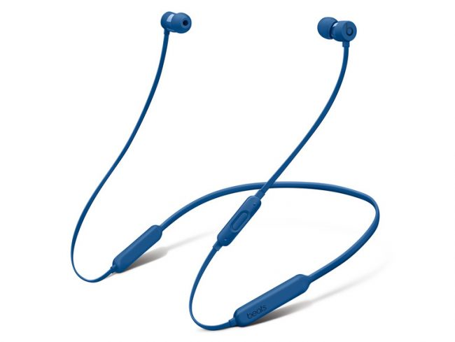 BeatsX, In-Ear-Headset, Bluetooth, blau