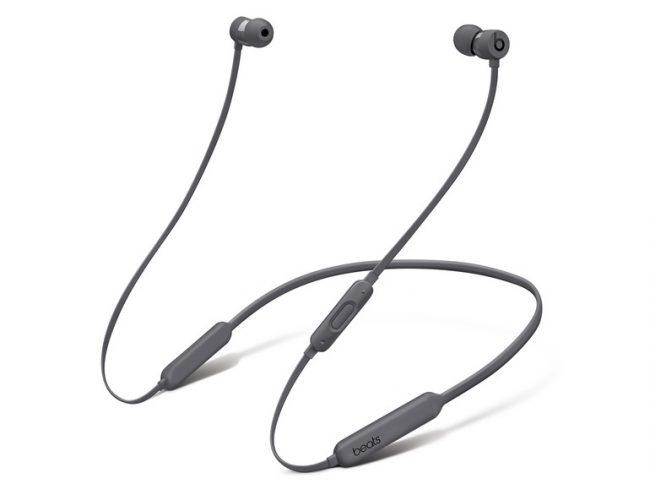 BeatsX, In-Ear-Headset, Bluetooth, grau