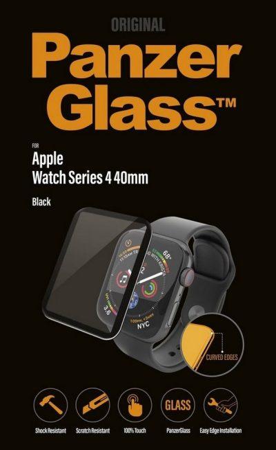"""Panzerglass Schutzglas """"für Apple Watch Series 4 40mm"""""""