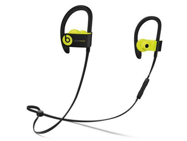 Powerbeats3 Wireless, In-Ear-Headset, Bluetooth, gelb