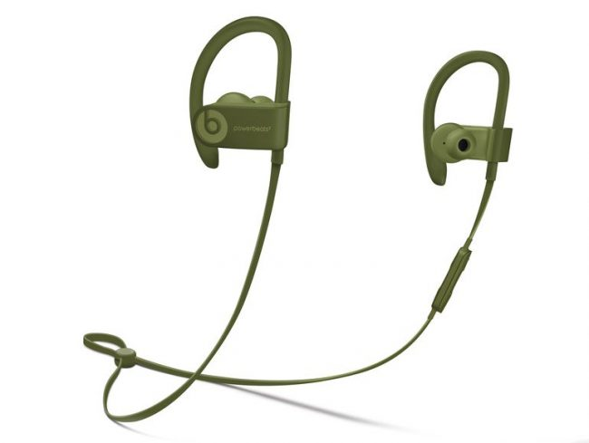 Powerbeats3 Wireless, In-Ear-Headset, Neighbourhood Collection, olivgrün