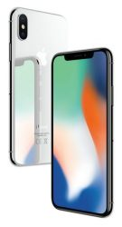 RP 1476 // Apple iPhone X 64GB Silber