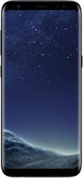 Samsung Galaxy S8 G950F 64GB LTE midnight black Smartphone - DE Ware